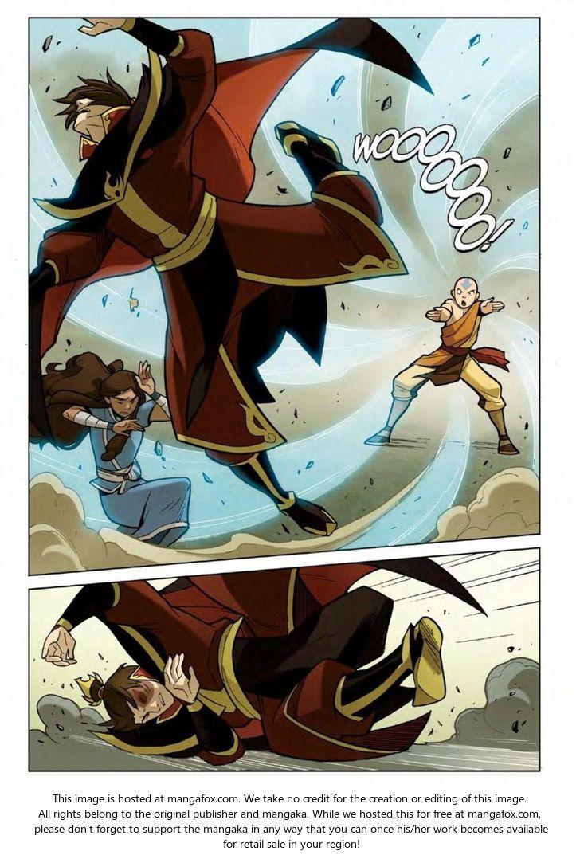 avatar airbender sex comics
