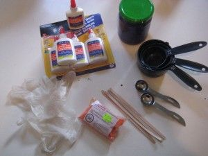 Make your own photo emulsion for screen printing!