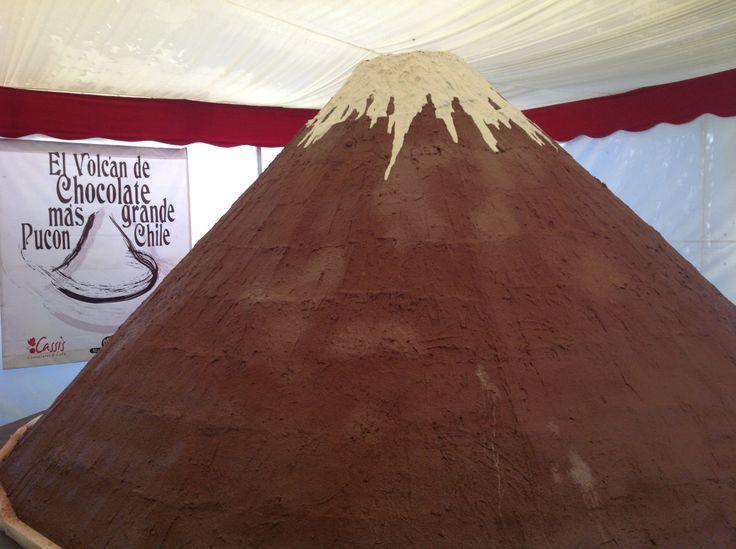 Volcán Chocolate