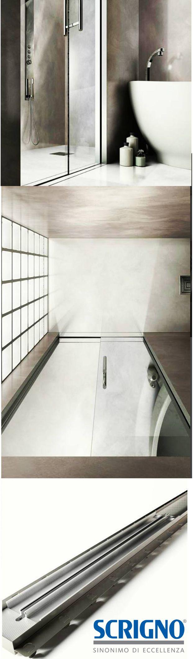 Oltre 20 migliori idee su Design del bagno su Pinterest