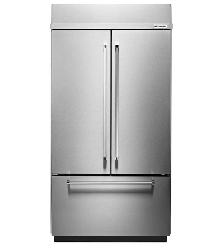Yale Appliance Store, in Boston, Massachusetts features a wide variety of Refrigerators including the KitchenAid KBFN502ESS.