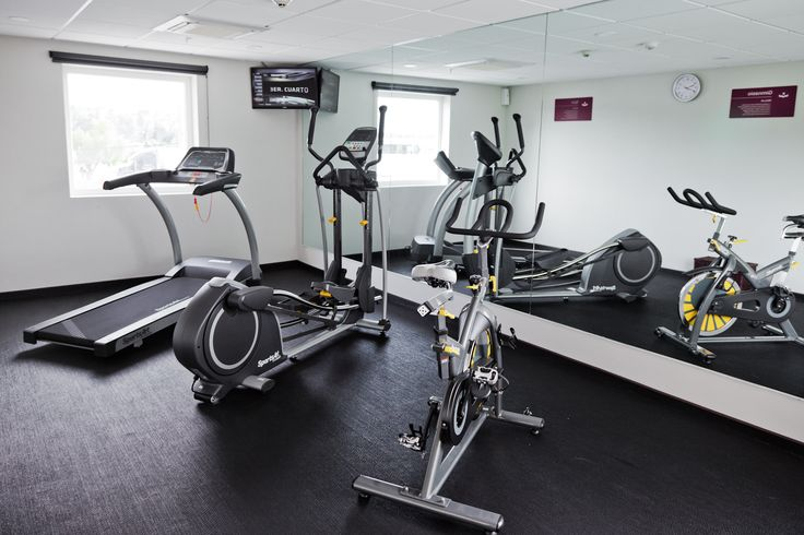 Gimnasio Hotel City Express Suites