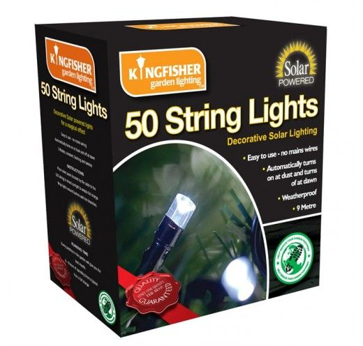 Perfect For Indoor Or Outdoor These LED Solar String Lights Are Great Camping