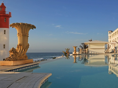 The Oyster Box Hotel, Umhlanga, South Africa.