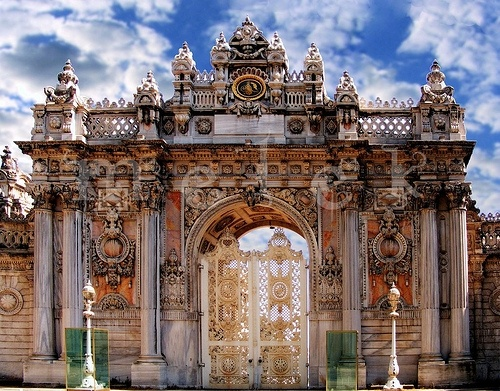 Dolmabahce Palace | by Durukos Yachting