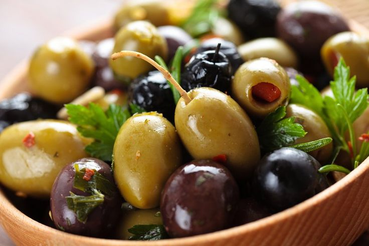 How to pickle olives at home #IsraeliKitchen #DIY