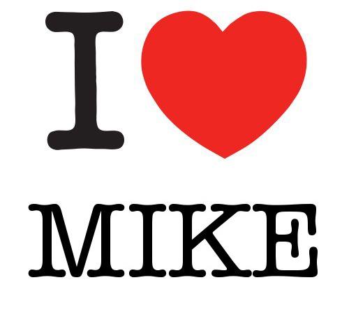 I Heart Mike   I Heart Project