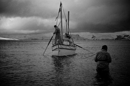 Shackleton's Lifeboat - Shackleton Legacy