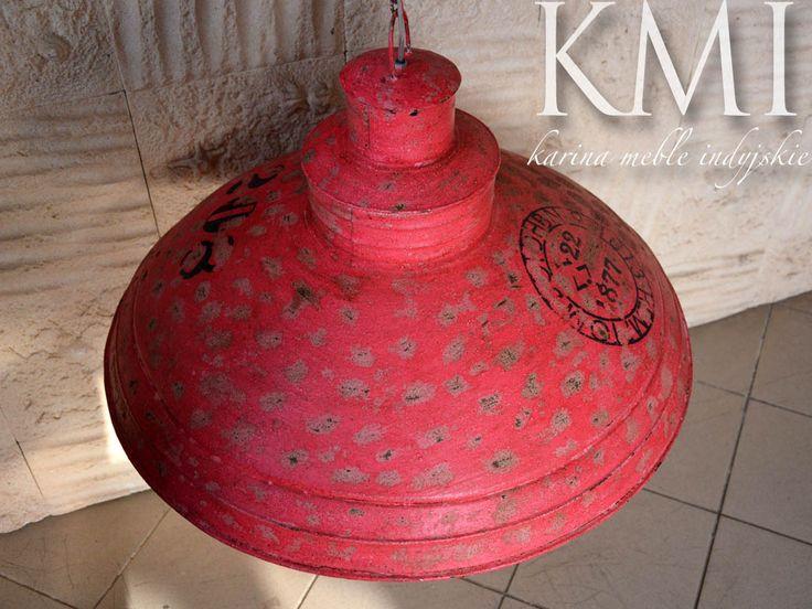 lampa loft industrial vintage XL