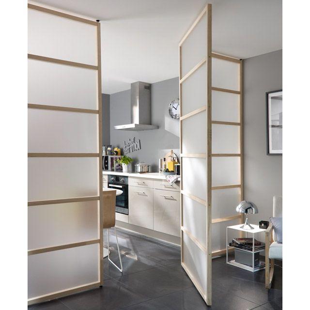 kit pivotant pour cloison amovible cloison amovible castorama et cloisons. Black Bedroom Furniture Sets. Home Design Ideas