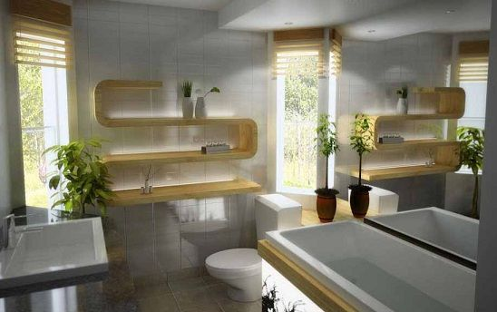 Inspirasi Kamar Mandi Kontemporer | 04/02/2016 | Jakarta, solusiproperti.com -Tentunya Anda berharap memiliki kamar mandi yang dapat memberikan kenyamanan luar biasa. Sesuai dengan fungsinya, kamar mandi tidak hanya untuk mandi, tapi saat ini kamar mandi ... http://propertidata.com/berita/inspirasi-kamar-mandi-kontemporer/ #properti #jakarta #desain