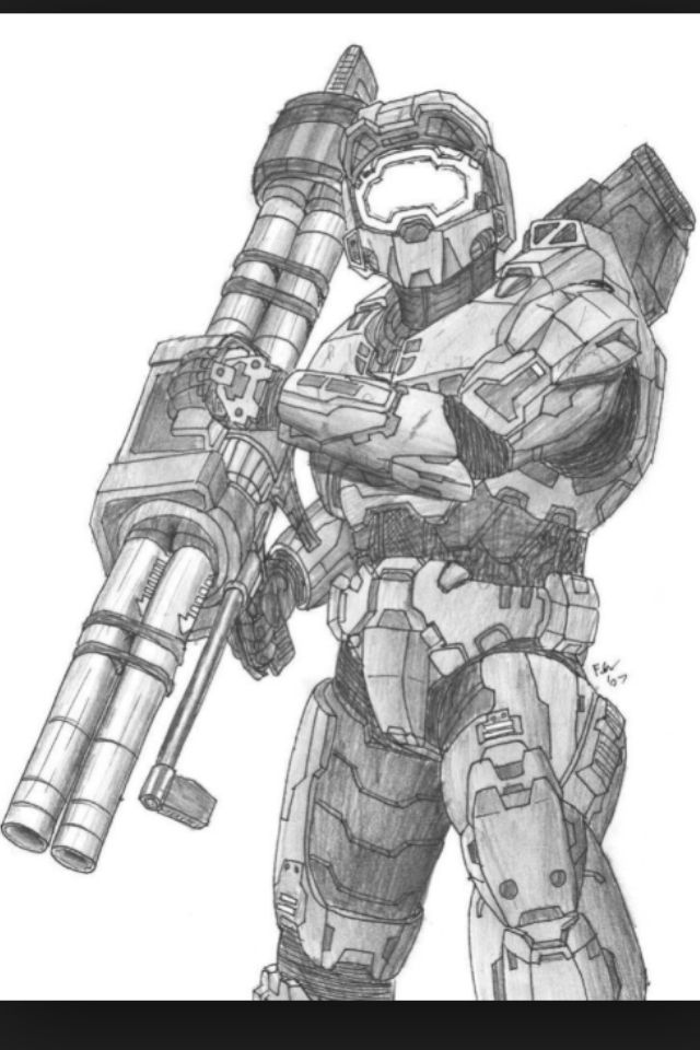 Master Chief  With Images