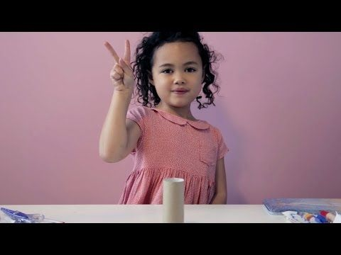 Unbelievable No-Look Trick Shots Performed By A Little Girl : Video Clips From The Coolest One
