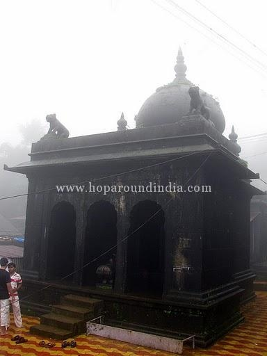 The ancient temples of Mahabaleshwar