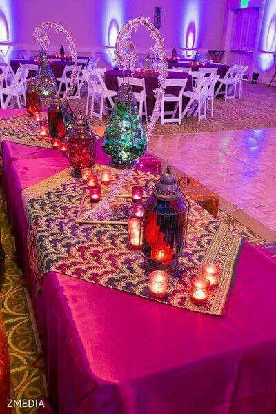 25 best arabian nights images on pinterest arabian party for Arabian wedding decoration ideas