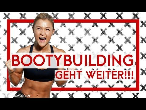 Sophia am PUMPEN! Bootybuilding geht weiter | Sophia Thiel - YouTube