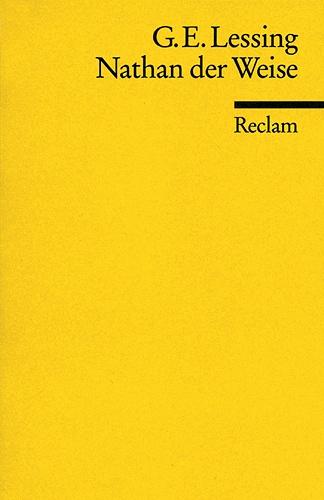 Books I've read: Nathan der Weise