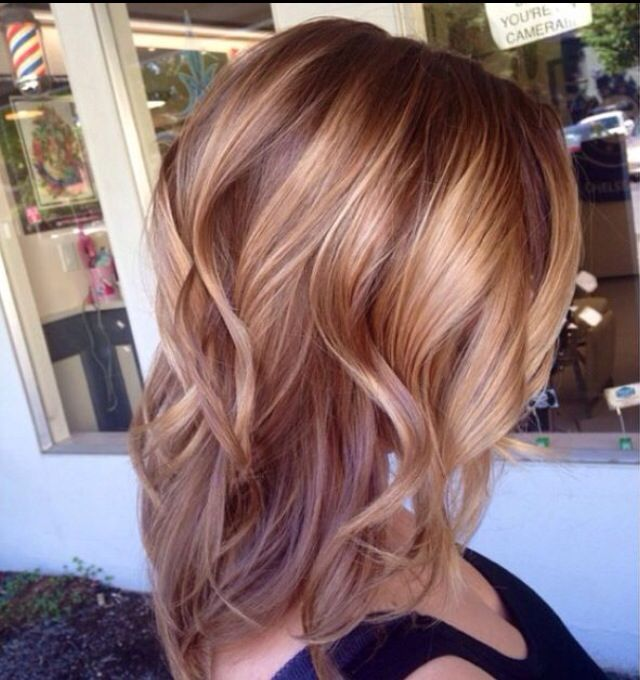 Gorgeous !! Chocolate reverse balayage ! This l love!