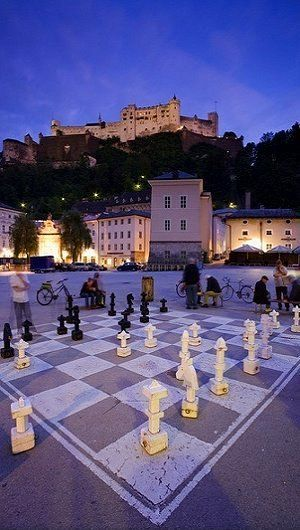 Salzburg – Most Beautiful City in Europe – The City of Mozart