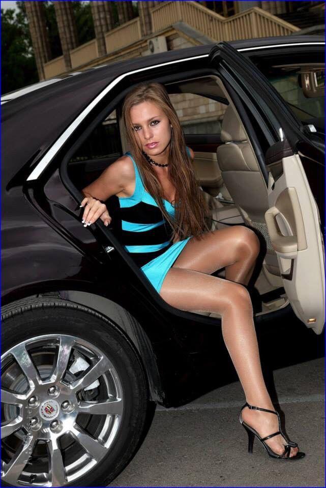 Cadillac Of Pantyhose Tights 97