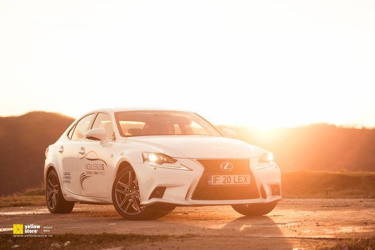 Test Drive – Lexus IS300h F-Sport : http://auto23.ro/test-drive-lexus-is300h-f-sport/