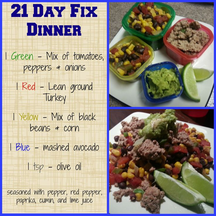 Dinner tonight! Delicious! #JensFitnessSupport #21DayFix For more details about the 21 Day Fix - email me at JLCrane28@hotmail.com or www.beachbodycoach.com/JenniferCrane