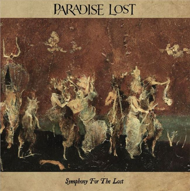 PARADISE LOST, Symphony Of The Lost