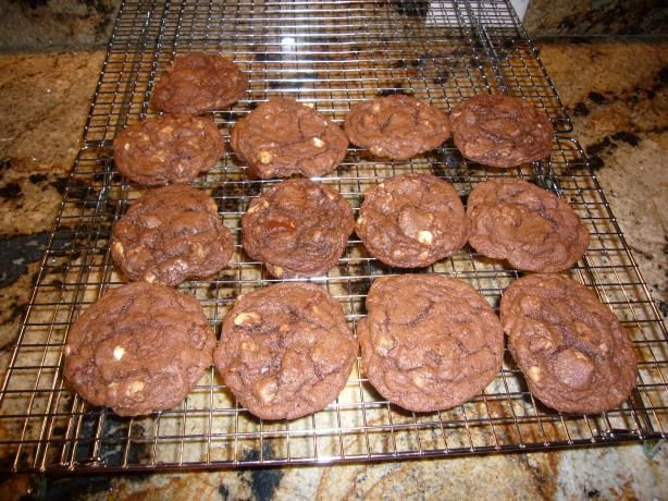 Double Chocolate Chip Cookies - knock off of Jax favorite cookie
