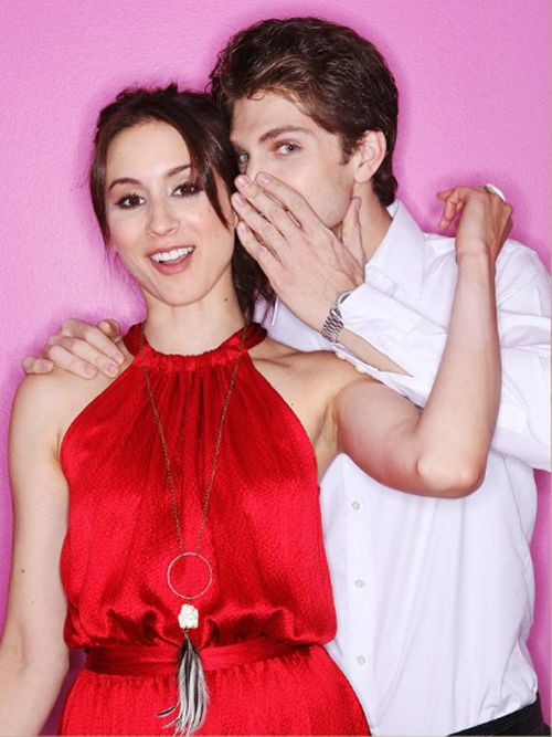 keegan allen and troian bellisario relationship quizzes