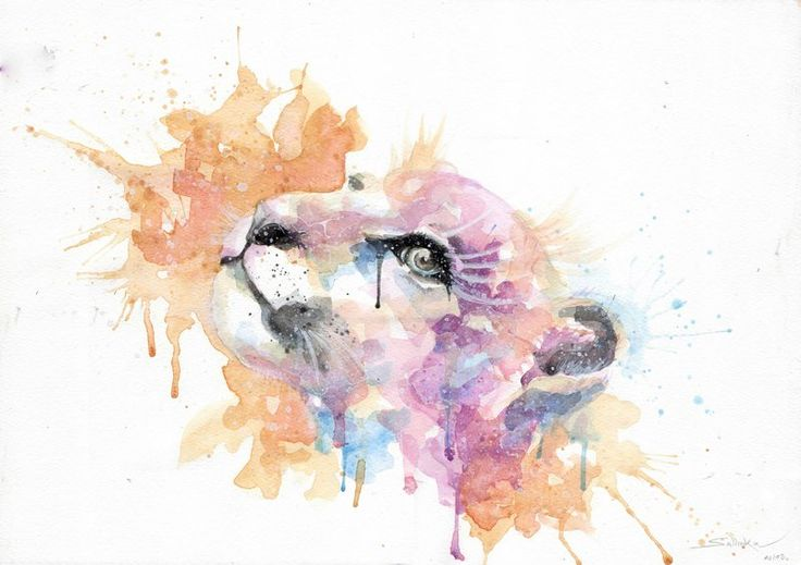 673 best images about paint effects with watercolour oils for Acrylic paint effects