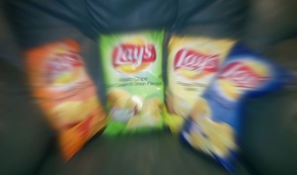 Lays for days!!