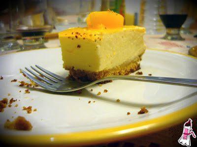 Cheesecake de duraznos (sin horno) para los cumples de verano! / Ponete el Delantal - Blog de cocina