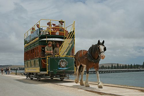 Victor Harbor horse-drawn tramway