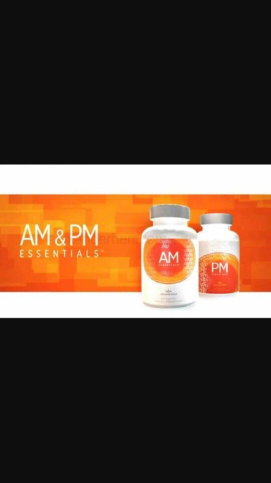 AM/PM essentials are a key to my daily life.   lulow.jeunesseglobal.com