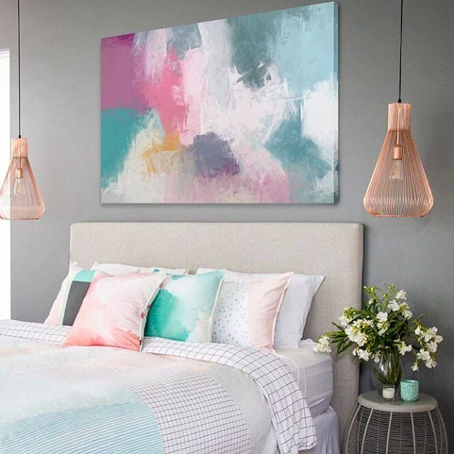 Looking for some peace and tranquility in your life? We've curated a selection of gorgeous art that will instantly make you feel more zen. #theblock #art #wallart #tranquilart http://ift.tt/2p2MxbN
