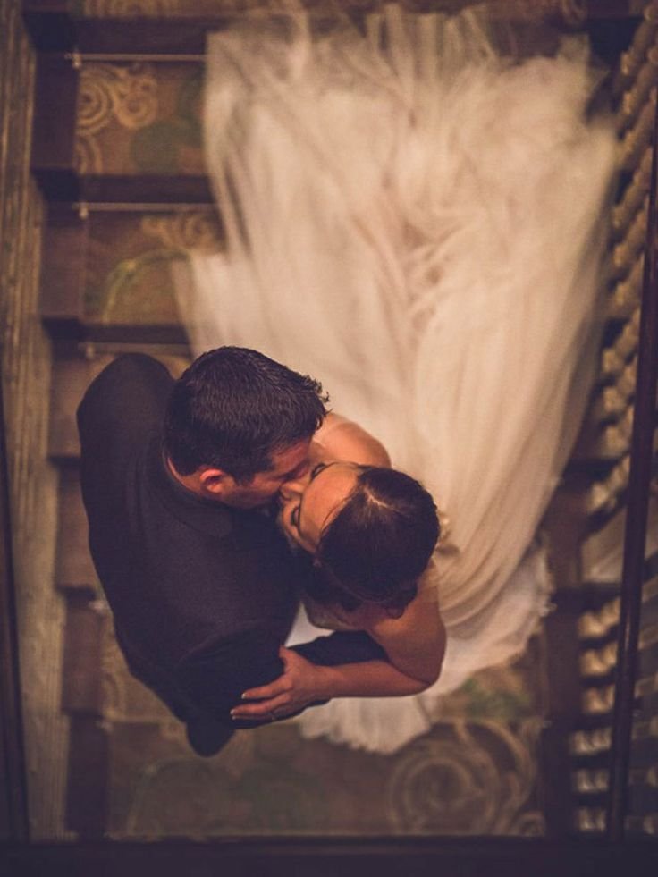 As 15 fotos de beijos em casamentos mais pinadas   Revista iCasei