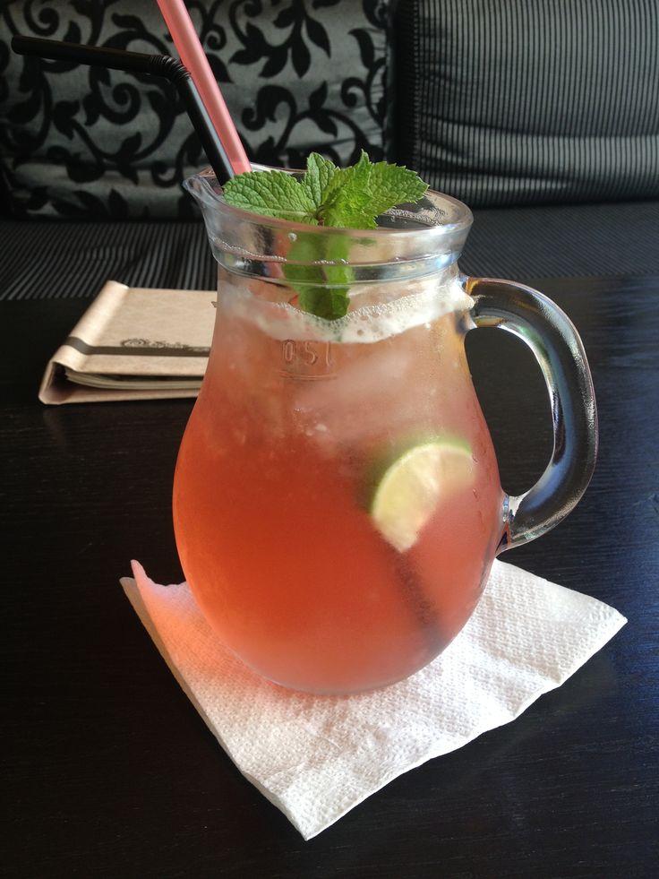 Pink Party Lemonade