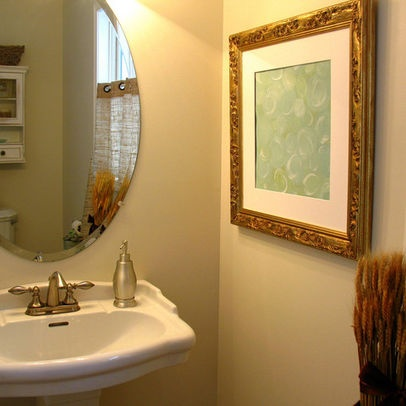 22 best Small Powder Room images on Pinterest | Bathrooms, Bathroom ...