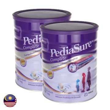 Pediasure Milk Powder Is The Recommended Milk Formula For Picky