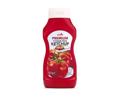 LOMEE cukormentes ketchup - ALDI