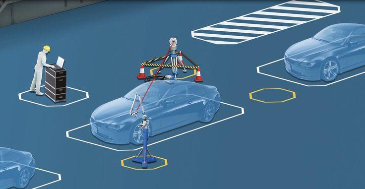 CAM2 Super 6DoF TrackArm unisce il Laser Tracker Vantage a un CAM2 Arm o ScanArm per eliminare le problematiche di prospettiva.