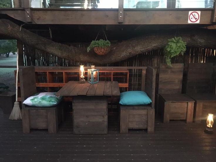 Die Boomhuis, Brakpan South Africa. Treehouse. Amazing