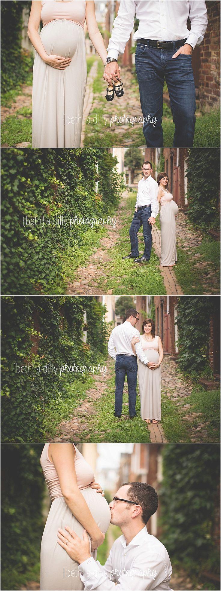 a baby girl bump + charming puppy paws | northern virginia maternity photographer » beth a-dilly photography | Alexandria VA, Fairfax VA, DC | Family, Children, Maternity, Engagement Photographer