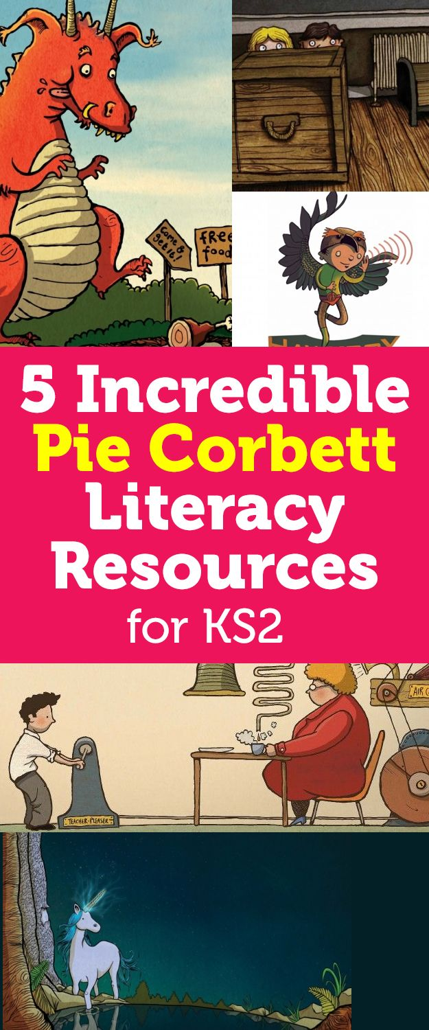5 Incredible Pie Corbett Literacy Resources For KS2