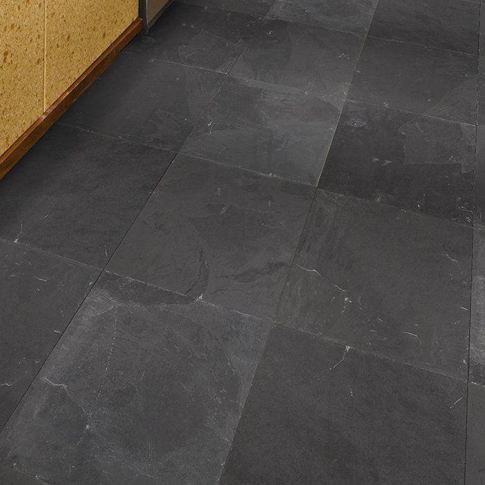Montauk Gau 24 X 24 Slate Stone Look Wall Floor Tile Slate Tile Floor Slate Tile Slate Flooring