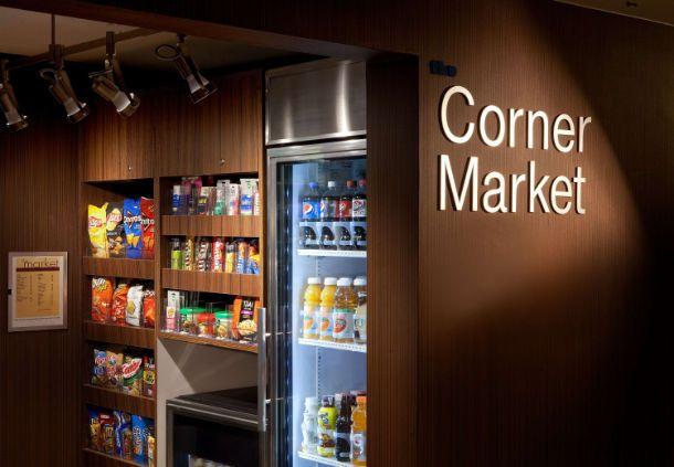 Fairfield Inn & Suites Cincinnati Eastgate - Snacks Treats Corner Market