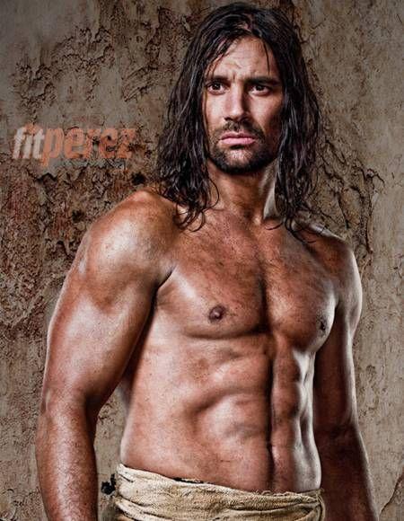 Manu Bennett's Spartacus Workout-