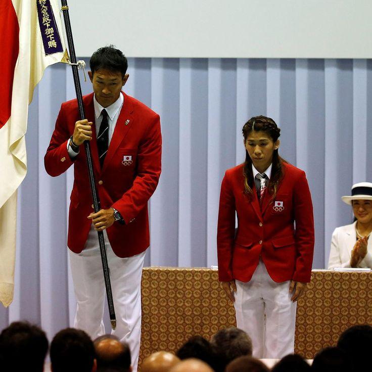 Masako et Naruhito prêts pour les JO