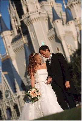 14 - Witness a Disney Fairy Tale Wedding at Walt Disney World (possibly my daughters one day)