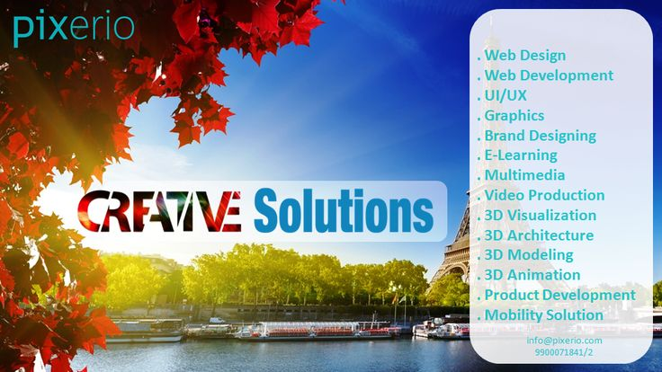 One stop IT solution for all the industry.
